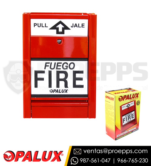 estacion-manual-opalux-pul-2a-alarma-contra-incendio
