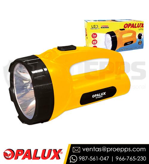 linterna-led-5w-opalux-op-8295a-recargable