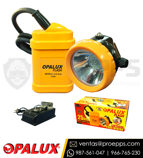 linterna-minero-opalux-kj3-5lm