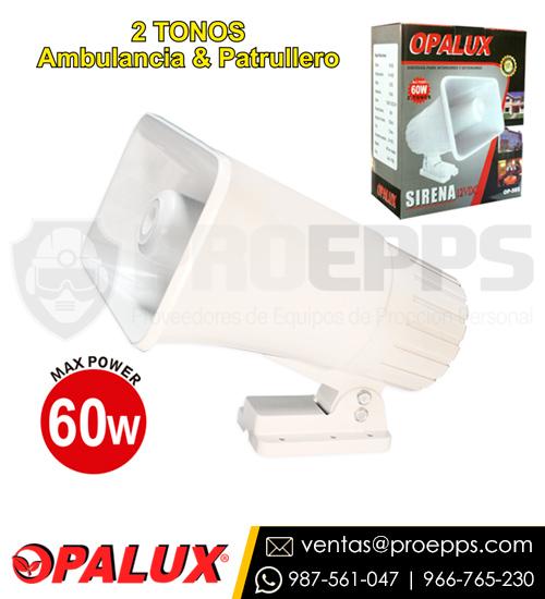 sirena-blanca-opalux-op-58s-12-24vdc-60w