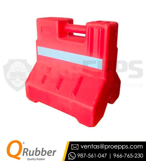 barrera-vial-plastica-con-asa-qrubber